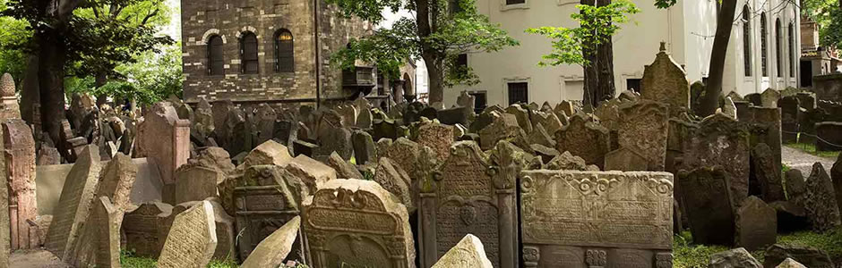 Jewish Cemetery of Prague